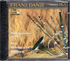 Franz Danzi: Bläserquintette op. 68 (NCA)
