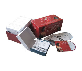 Maria Callas: 30 Complete Operas (64CD, Documents)