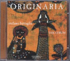 Stefano Battaglia: Originaria (Symponia)