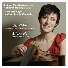 Franz Joseph Haydn: Concertos pour violoncelle no. 1 & 2, Mozart: Symphonie no. 29 K.201 (Mirare)