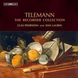 Georg Philipp Telemann: The Recorder Collection (6CD, BIS)