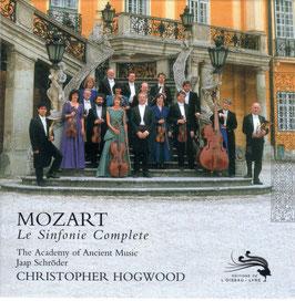 Wolfgang Amadeus Mozart: Le Sinfonie Complete (19CD, L'Oiseau-Lyre)
