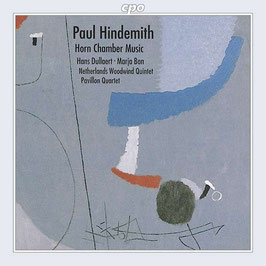 Paul Hindemith: Horn Chamber Music (CPO)