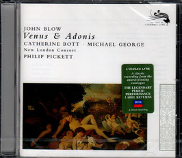 John Blow: Venus & Adonis (L'Oiseau-Lyre)