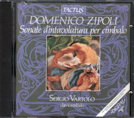 Domenico Zipoli: Sonate d'intavolatura per cimbalo (Tactus)