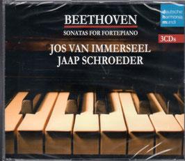 Ludwig van Beethoven: Sonatas for fortepiano (3CD, Deutsche Harmonia Mundi)