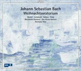 Johann Sebastian Bach: Weihnachtsoratorium (2SACD, CPO)