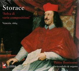 Bernardo Storace: Selva di varie compositioni, Venezia 1664 (Glossa)