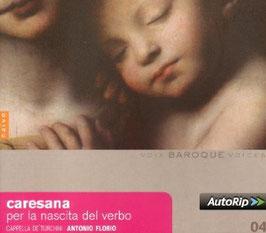 Cristofaro Caresana: Per la nascita del verbo (Naïve)