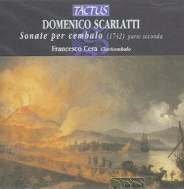 Domenico Scarlatti: Sonatas 1742 (Tactus)