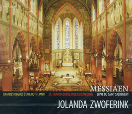Olivier Messiaen: Livre du Saint Sacrement (2CD, Prestare)