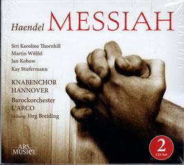 Georg Friedrich Händel: Messiah (2CD, Ars Musici)