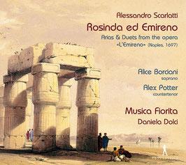 Alessandro Scarlatti: Rosinda ed Emireno, Arias & Duets from the opera L'Emireno (Pan Classics)