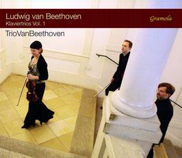 Ludwig van Beethoven: Klaviertrios Vol. 1 (Gramola)