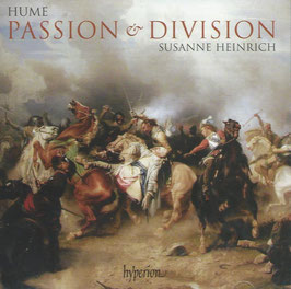 Tobias Hume: Passion & Division (Hyperion)