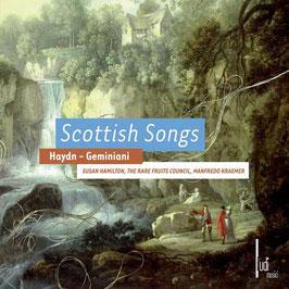 Francesco Geminiani, Joseph Haydn: Scottish Songs (CD+boekje, Ludi Musici)