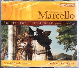 Benedetto Marcello: Sonatas for Harpischord (2CD, Chandos Chaconne)