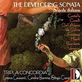 The developing Sonata, Sonate italiene (Stradivarius)