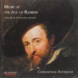 Music at the Age of Rubens, Danceries de la renaissance anversoise (Talent)