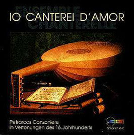 Io canterei d'amor, Petrarca Canzoniere in Vertonungen des 16. Jahrhunderts (Ambitus)