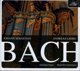 Johann Sebastian Bach: Schnittger-Organ Martinikerk Groningen (Ars Musici)