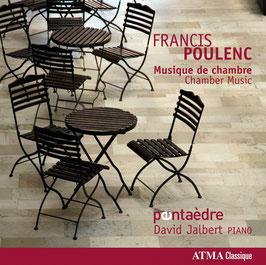 Francis Poulenc: Musique de Chambre (Atma)