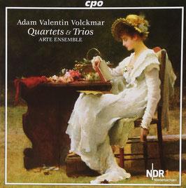 Adam Valentin Volckmar: Quartets & Trios (CPO)