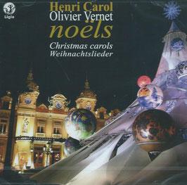 Henri Carol: Christmas carols (Ligia Digital)