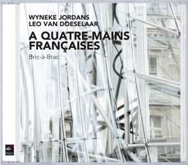 A Quatre-Mains Françaises, Bric-à-Brac (Challenge Classics)