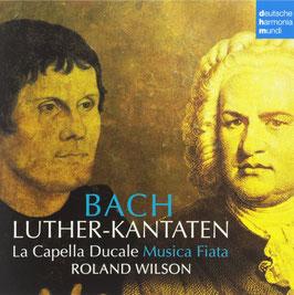 Johann Sebastian Bach: Luther-Kantaten (Deutsche Harmonia Mundi)