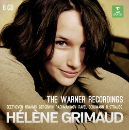 Hélène Grimaud: The Warner Recordings (6CD, Erato)
