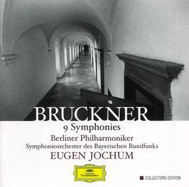 Anton Bruckner: 9 Symphonies (9CD, Deutsche Grammophon)