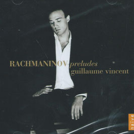 Sergei Rachmaninoff: Preludes (2CD, Naïve)