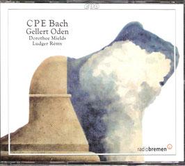 Carl Philipp Emanuel Bach: Gellert Oden (2CD, CPO)