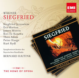 Richard Wagner: Siegfried (4CD, EMI)