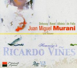 Hommage à Ricardo Viñes (2CD, ZigZag)
