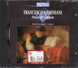 Francesco Geminiani: Pièces de clavecin (Tactus)