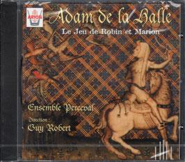 Adam de la Halle: Le Jeu de Robin et Marion (Arion)