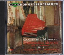 Georg Muffat: Componimenti Musicali per il cembalo, Vol. 1 (Trevak)