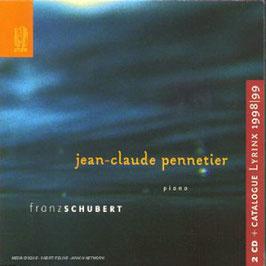 Franz Schubert: Sonate en Si b majeur D960, 4 Imromptus op. 142 (2CD, Lyrinx)