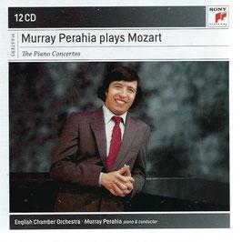 Wolfgang Amadeus Mozart: Murray Perahia plays Mozart (12CD, Sony)