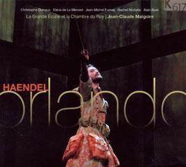 Georg Friedrich Händel: Orlando (3CD, K617)