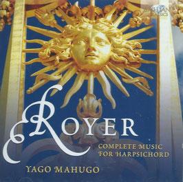 Nicolas Pancrace Royer: Complete Music for Harpsichord (Brilliant)