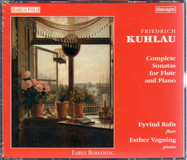 Friedrich Kuhlau: Complete Sonatas for Flute and Piano (2CD, DaCapo)