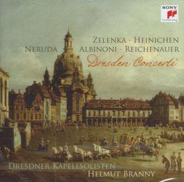 Dresden Concerti: Zelenka, Heinichen, Neruda, Albinoni, Reichenauer (Sony)