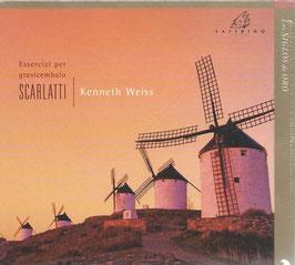 Domenico Scarlatti: Essercizi per gravicembalo (2CD, Satirino)