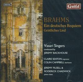 Johannes Brahms: Ein Deutsches Requiem (Guild)