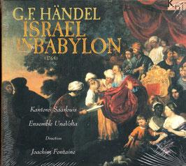 Georg Friedrich Händel: Israel in Babylon (2CD, K617)