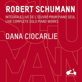 Robert Schumann: Intégrale live de l'oeuvre pour piano seul (13CD, La Dolce Vita)