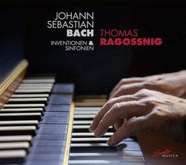 Johann Sebastian Bach: Inventionen & Sinfonien (Solo Musica)